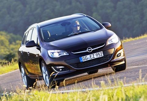 Opel Astra motor3