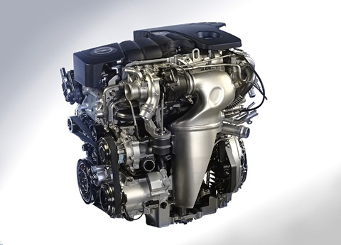 Opel Astra motor5