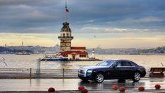 Rolls Royce Motor Cars İstanbul Acıldı