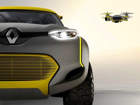 Renault KWID Konsept5