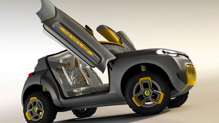 Renault'nun yeni pazar ihtiyaçlarına yönelik ilk konsept