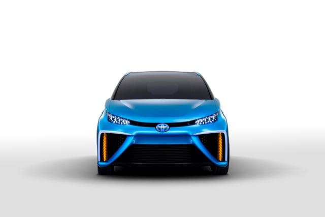Toyota FCV Konsept