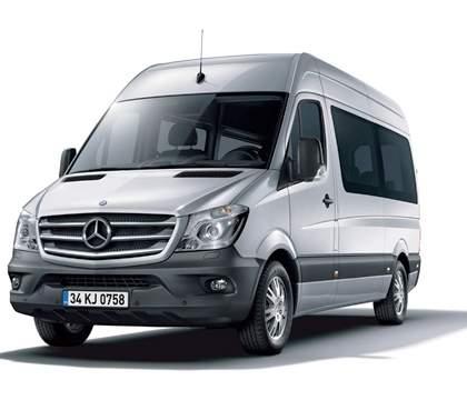 Yeni Mercedes-Benz Sprinter (1)