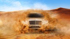 BENTLEY SUV'UN İLK FOTOĞRAFI YAYINLANDI