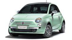 2014 model Fiat 500 ve yeni 500 Cult'la Cenevre çıkartması