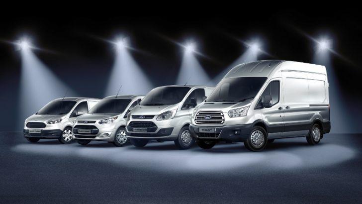 Yeni Ford Transit satışa sunuluyor