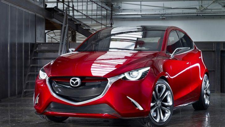 Mazda'nın yeni nesil subkompakt aracına ilk bakış