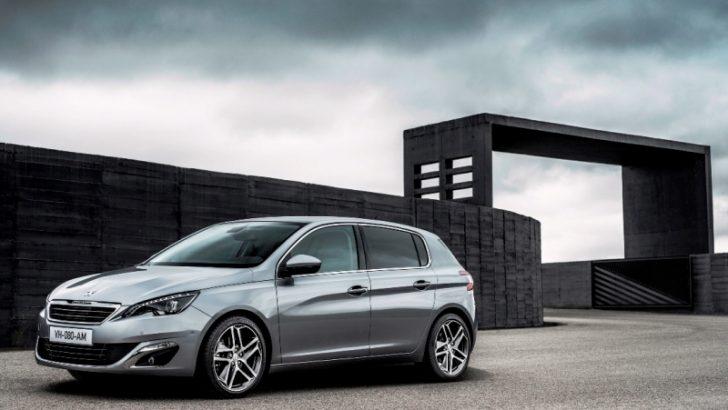 Yeni Peugeot 308 2014 Yılının Otomobili seçildi