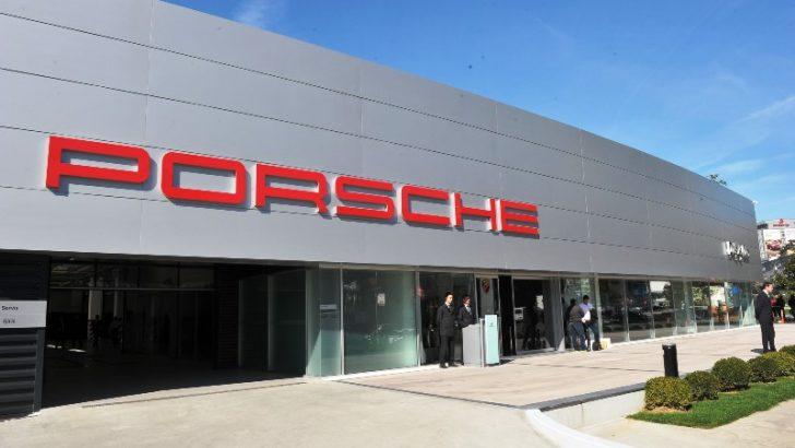Orta ve Doğu Avrupa'nın en büyük Porsche Merkezi Türkiye'de açıldı