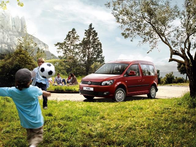 VW Caddy_Team1