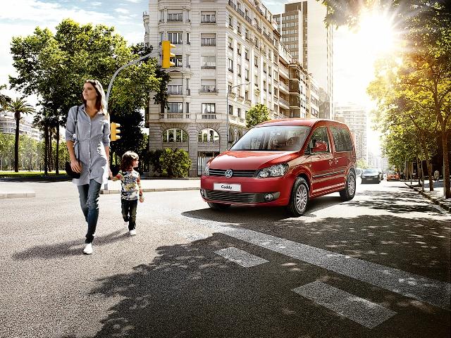 VW Caddy_Team2