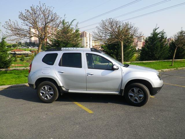 Dacia Daster test1