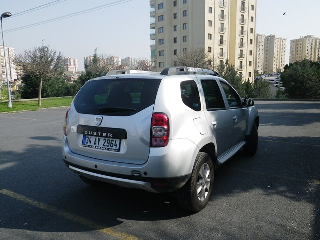 Dacia Daster test2