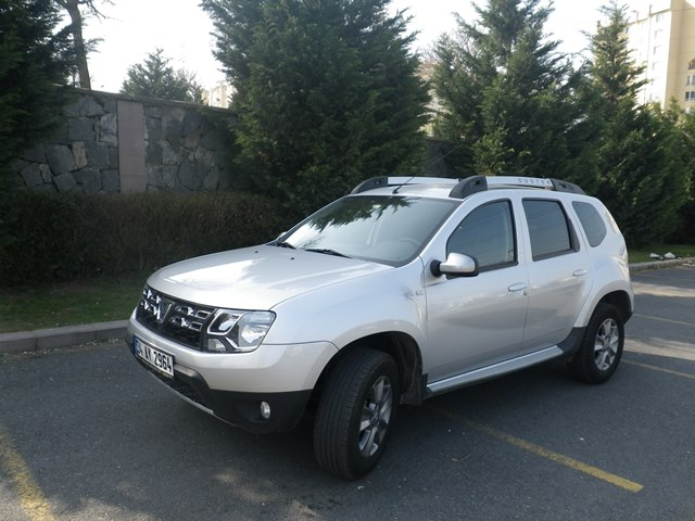 Dacia Daster test5