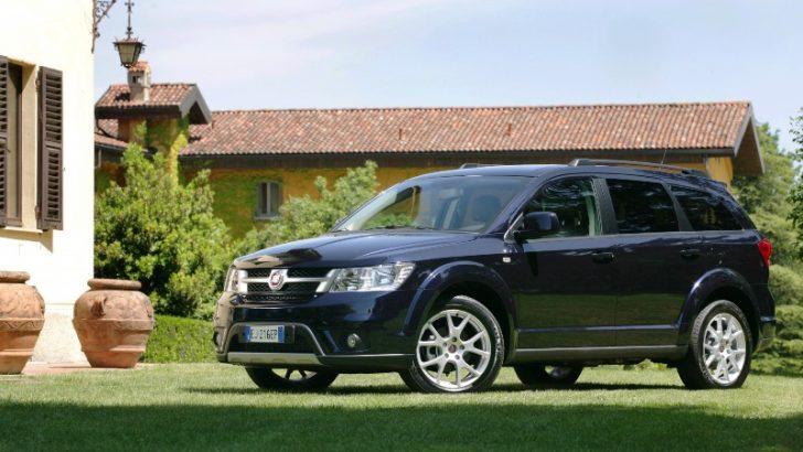 Fiat Freemont çok özel fırsatlarla  Nisan ayında yeni sahiplerini bekliyor!