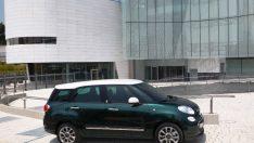 """Fiat 500 Ailesinin """"En Büyük"""" Üyesi 500L Living Türkiye'de!"""