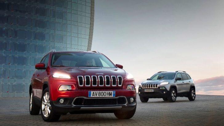 "Yeni Jeep Cherokee, İspanya'da ""En İyi Orta Sınıf SUV"" seçildi"