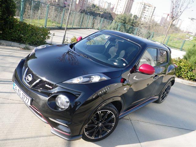 Nissan Juke test1