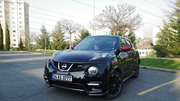 Nissan Juke Nismo Genç işi