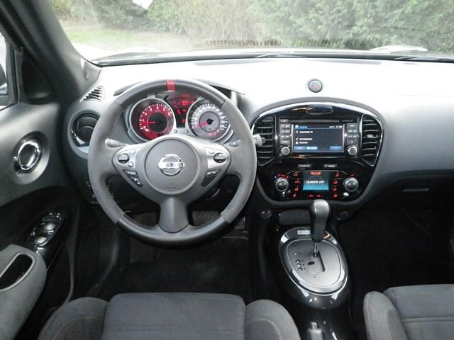 Nissan Juke test3