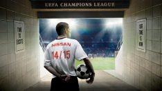 NISSAN UEFA ŞAMPİYONLAR LİGİ'NİN RESMİ SPONSORU OLDU