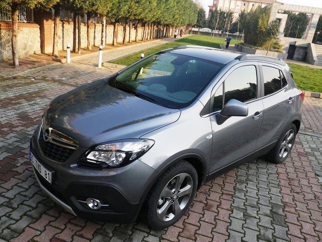 Opel Moka Test2