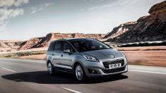 Benzersiz aile otomobili Peugeot 5008 yenilendi
