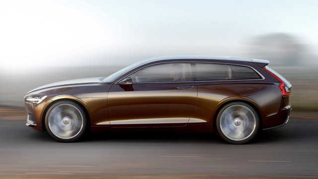 Volvo Concept Estate (1)