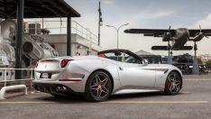 Ferrari California T Türkiye'de!
