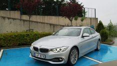 BMW 4 Serisi Coupe Sert oyuncu