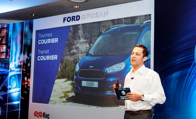 Ford Tourneo Courier10