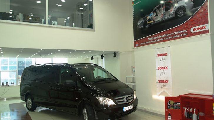 Mercedes-Benz Vito 116 CDI VIP tadında