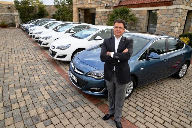 Opel Astra lasman2
