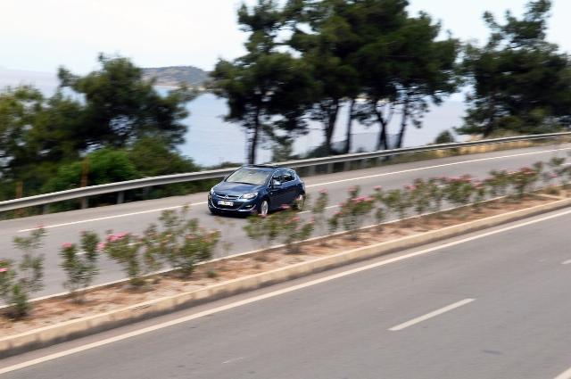 Opel Astra lasman6