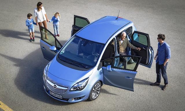Opel Meriva5