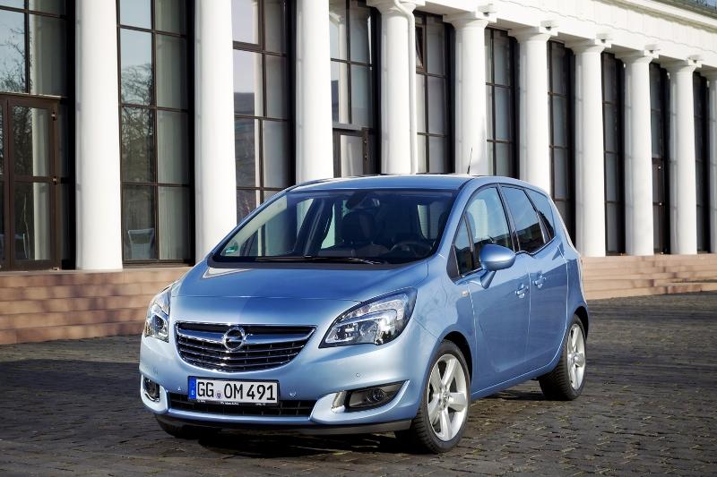 Opel Meriva7