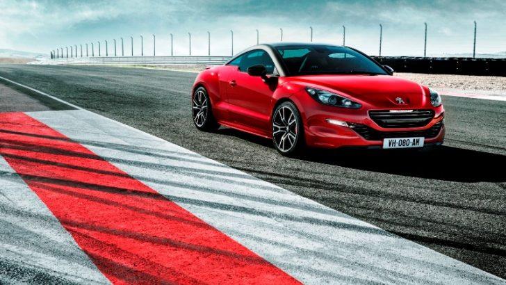 RCZ R : Peugeot Sport imzası ile yüksek performans