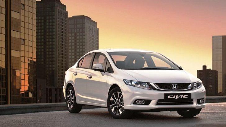 Yenilenen Civic Sedan daha lüks ve daha teknolojik