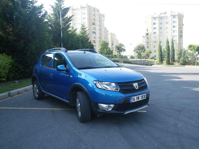 Dacia Sandero Test2