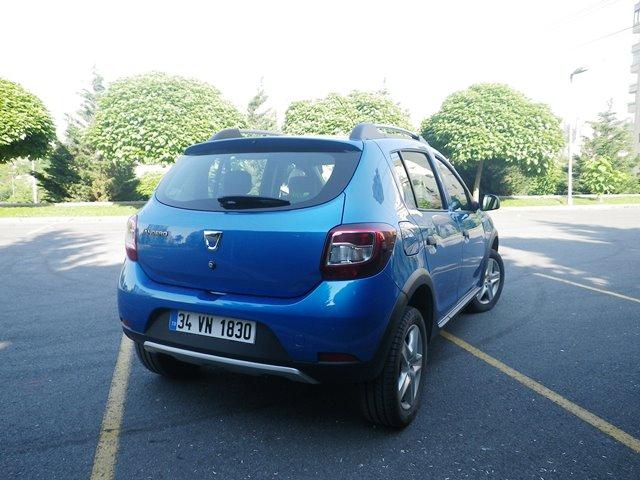Dacia Sandero Test3