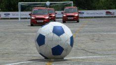 Futbol coşkusu Courierball ile zirveye taşındı