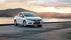 Honda Civic Sedan'ı yazın al kışın öde