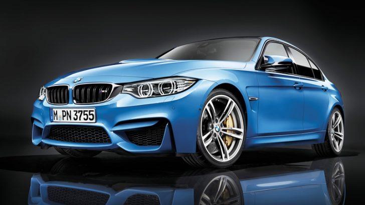 BMW M3/M'ün tercihi MICHELIN