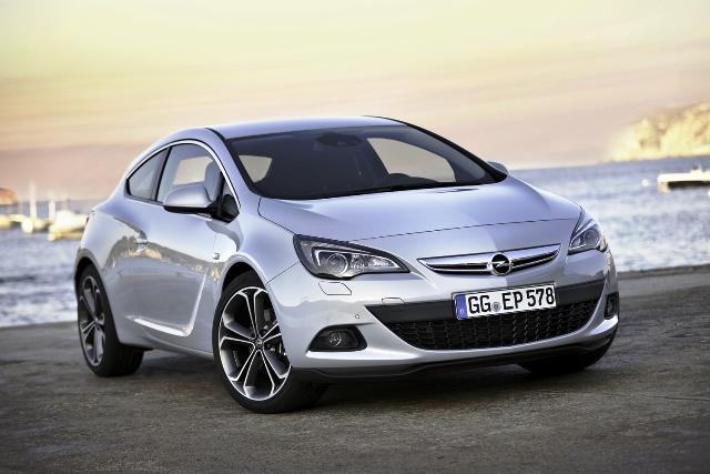 Opel Astra GTC 2