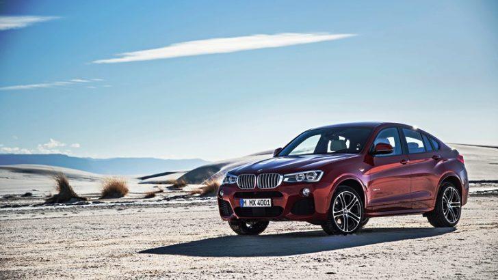 Yeni BMW X4