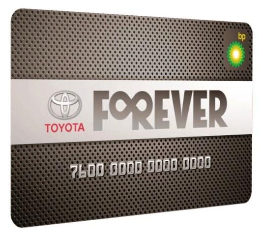 Toyota Forever Kart1