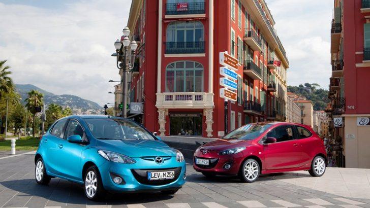 Yeni nesil Mazda2, yeni temiz dizel motoru ön plana çıkaracak