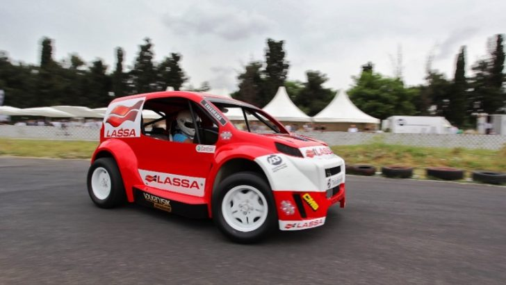 Lassa, V1 Challenge'ın ana sponsoru