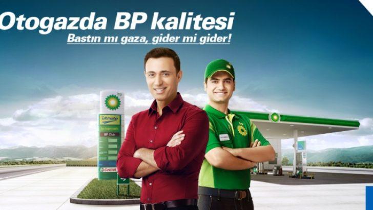 BP'de 2014'te pompacılar başrolde