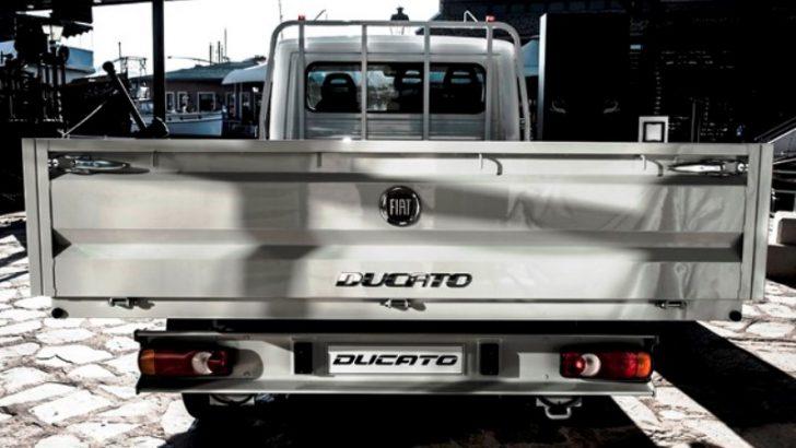 Yeni Fiat Ducato Türkiye'de